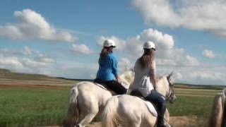 Rutas y Paseos a caballo por Castilla y León - Tierra de Campos