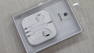 Apple  наушники от Apple за 600 рублей это реально !