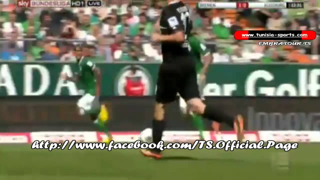 Download Werder Bremen vs Augsburg 1 0 All Goals and Full Highlights 17 8 2013 HD