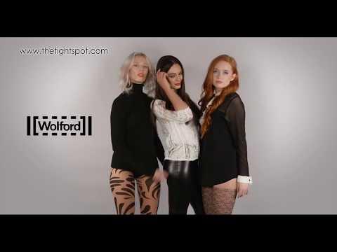 The Tight Spot.com on Sky TV! Advert AW18 with Wolford, Falke, Trasparenze & Cecilia De Rafael