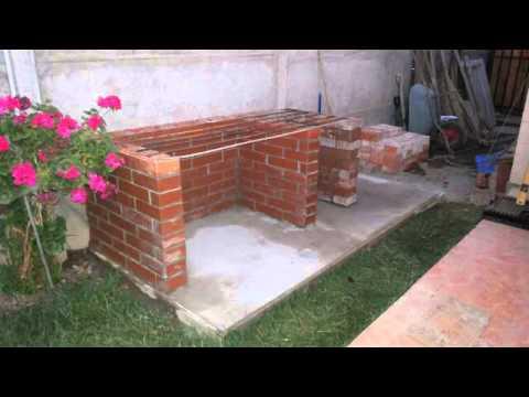 Como hacer un quincho youtube for Como construir una pileta de natacion de ladrillos