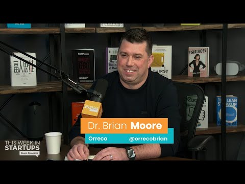 E1027 Orreco CEO Dr. Brian Moore optimizes athlete performance w/ blood sampling, biomarkers & more