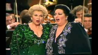 Montserrat Caballe Marilyn Horne Semiramide Giorno D Orrore Rossini