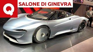 McLaren Speedtail, l'erede della mitica F1 da 403 km/h - Salone di Ginevra 2019   Quattroruote