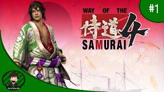 Way of the samurai 4 - ep 1