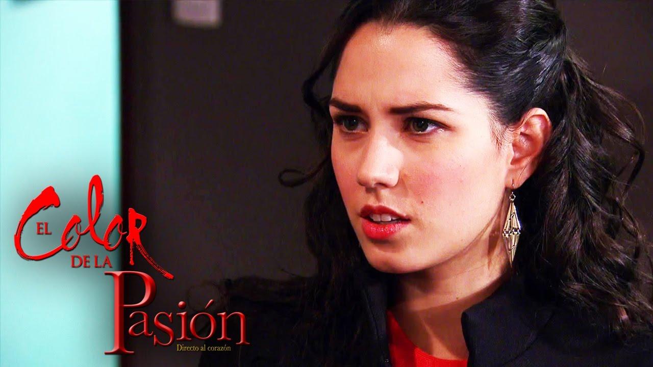 Download El Color de la Pasión | Nora se entera que está embarazada