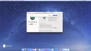Mac OS X - Dateien vom Time Machine Backup ausschliessen
