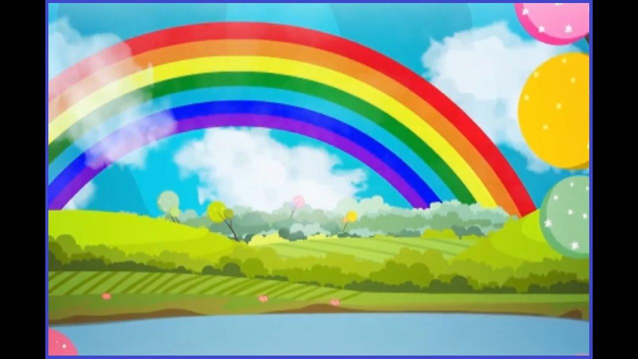 для детского радуги сада картинки
