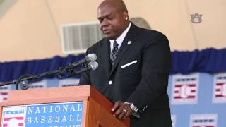 Frank Thomas inducted into National Baseball Hall of Fame