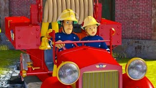 Fireman Sam US New Episodes HD | Fire breathing dragon sets Bessie on fire | 1 Hour 🚒 | Kids Movies