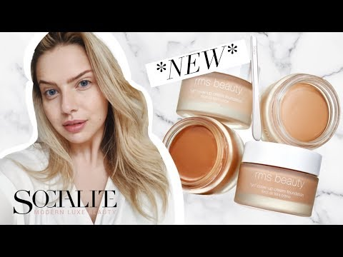 "RMS Beauty ""Un"" Cover UP Cream Foundation 