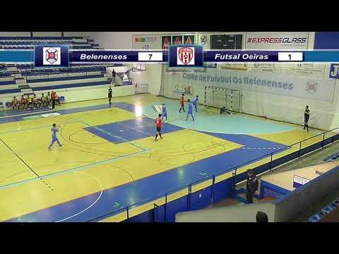 Belenenses 7-1 Futsal Oeiras