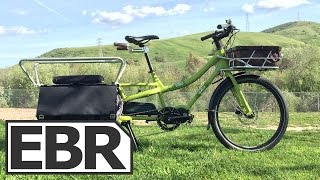 Yuba Spicy Curry Video Review - Electric Assist Cargo Bike with a Mid Drive Motor