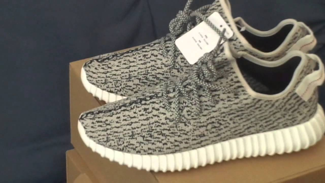 421768ea08aba Adidas Yeezy Boost 350 Low Unboxing Review - YouTube