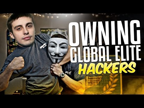 Owning Global Elite HACKERS in Prime Matchmaking! - CS:GO Shroud