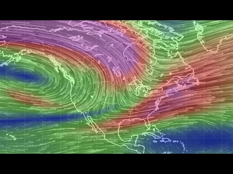 Record Cold, Landslide, Extremes, Space Weather | S0 News Nov.11.2018
