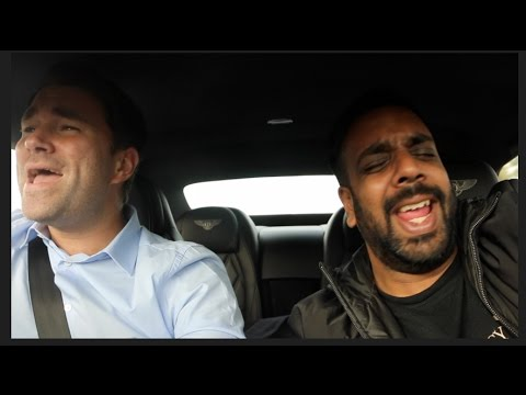 *UNSEEN* EDDIE HEARN DOES ED SHEERAN / IFL TV'S  KUGPOOL KARAOKE