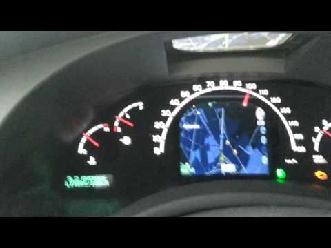 Расход топлива Chrysler Pacifica