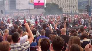 Warsaw Uprising is remembered- 01/08/2013