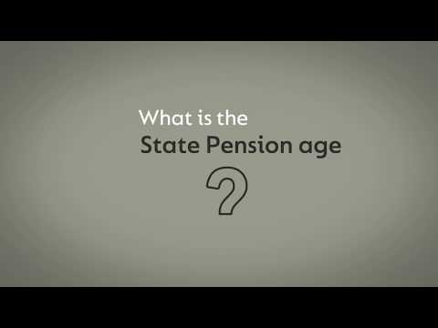 What is the State Pension age?
