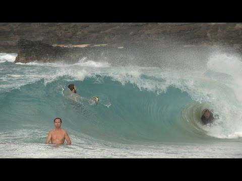 High on HI: Sandy's Beach