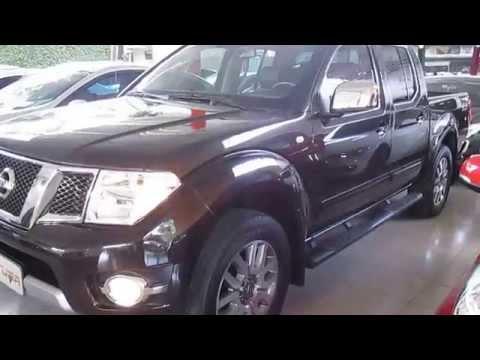 Auto Futura TV - Nissan Frontier 2 5 SL 4x4 - 2014 (VENDIDO