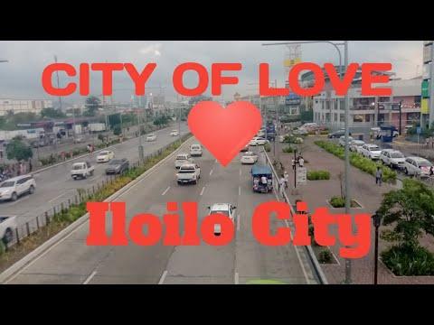 """""""CITY OF LOVE"""" ILOILO CITY A DAY TOUR W/ UNV💖"""