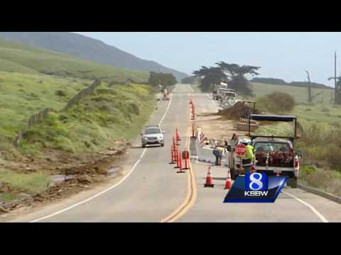 Carmel economy impacted by Big Sur closure