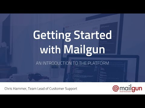 Getting Started with Mailgun: An Intro to the Platform