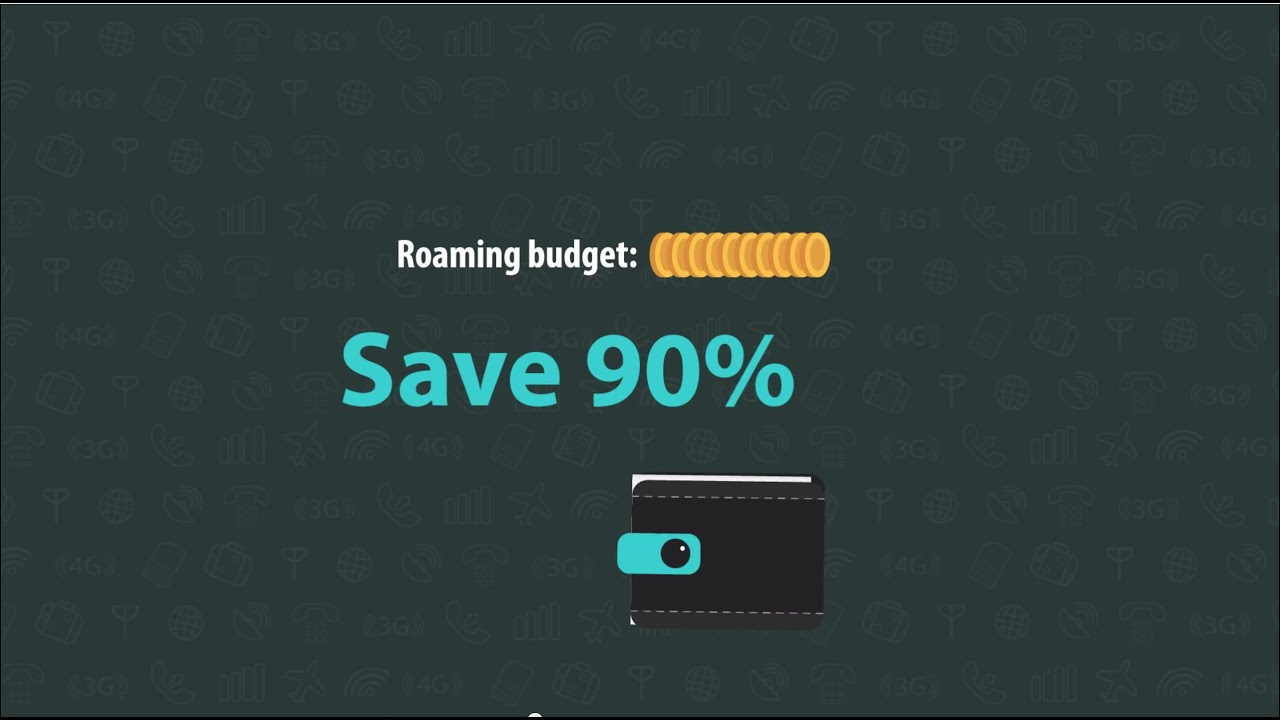 AVO - Save on international roaming