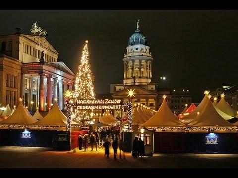 Berlin 1992. Christmas Market. Рождественский рынок. Weihnachtsmarkt.