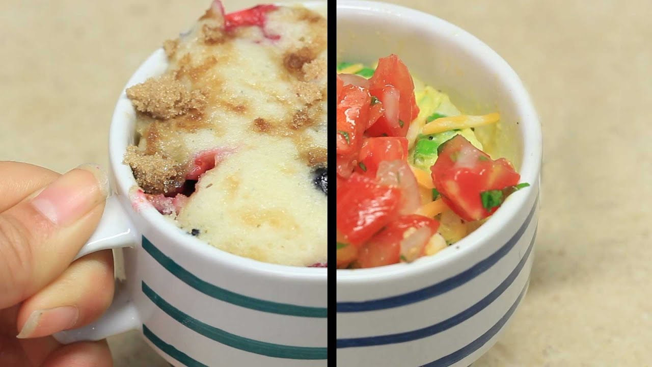 3 easy breakfasts you can make in a mug youtube 3 easy breakfasts you can make in a mug forumfinder Gallery