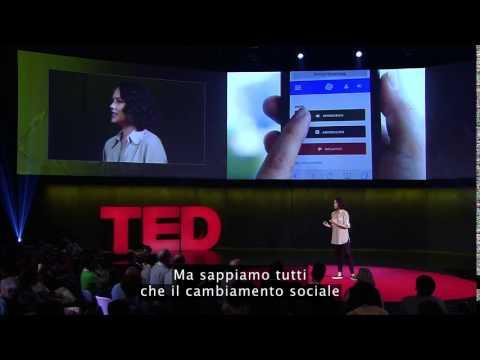 TEDItalia - Pia Mancini: Come aggiornare la democrazia all'era di Internet