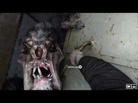 Metro 2033 REDUX Most Violent Kill/Deaths & Scary Moments