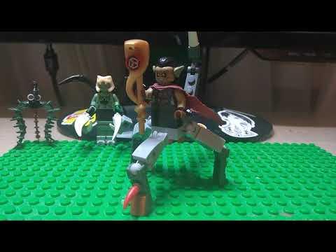 Лего фигурки Монстров Ужасы