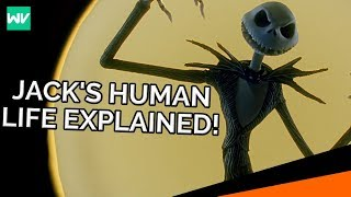 Who Was Jack Skellington BEFORE He Died?: Disney Theory