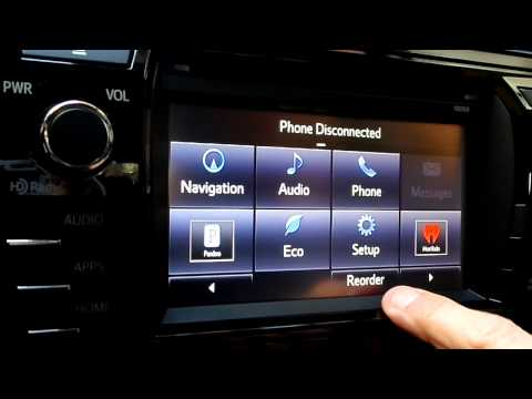 New Entune Features In 2014 Toyota Corolla