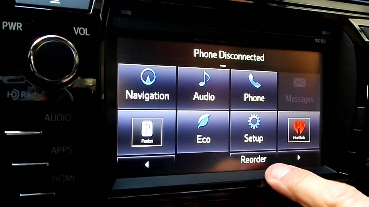 New Entune Features In 2014 Toyota Corolla Youtube