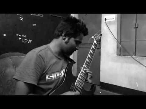 Bhula Dena 'Aashiqui 2' Guitar Solo Attempt............