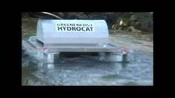 HydroCat the floating free energymaker