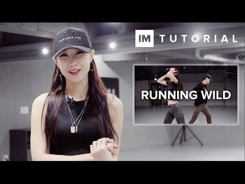 Running Wild - Vanessa White / 1MILLION Dance Tutorial