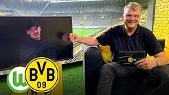 """We have to get the better mindset!""   Matchday Magazine with Julian Brandt   VfL Wolfsburg - BVB"