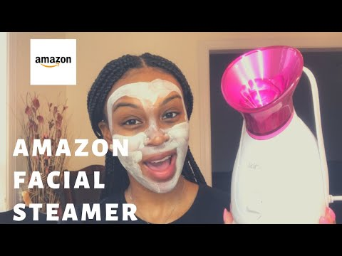 AMAZON FACIAL STEAMER | DEMO