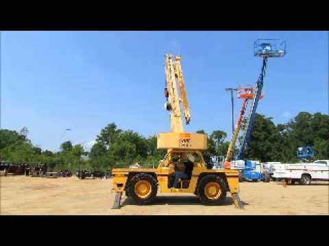 For Sale 2007 Broderson IC-200-2F 15-Ton Carry Deck Crane w/ Jib bidadoo com