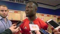 GIDEON BAAH: Toronto FC Post-Game Reaction