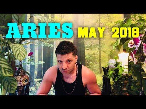 ARIES MAY 2018 - INCREDIBLE NEWS | Health & Love - Aries May Horoscope Tarot