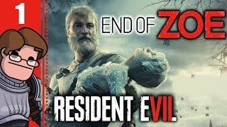 Let S Play Resident Evil 7 End Of Zoe Part 1 Suddenly Joe Baker