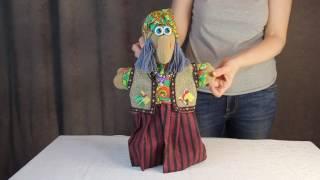 Баба Яга для кукольного театра | www.artshop-rus.com