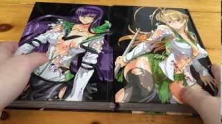 Junky Manga Review - Highschool of the Dead Full Color Omnibus' 1&2