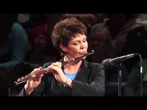 Lead Kindly Light - Live Performance - Beautiful Harp Flute Instrumental Music Solo - Classic Hymn